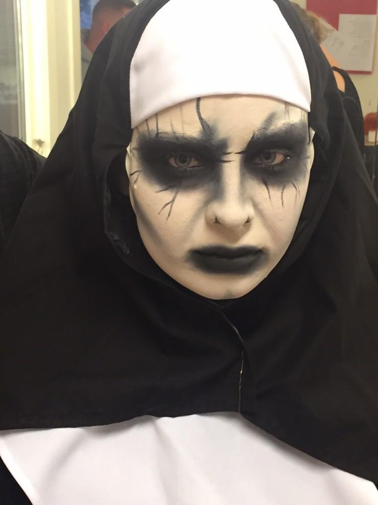 Halloween Sminkning Joker.Happy Halloween Art Of Make Up School