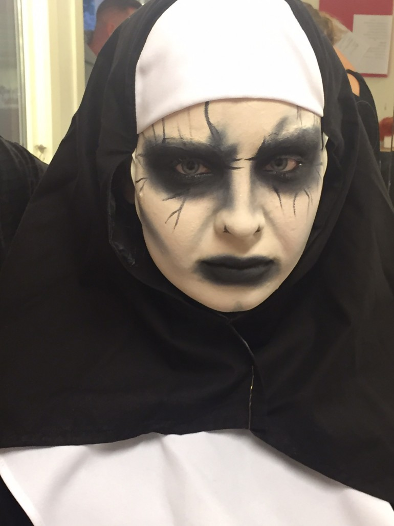 Halloween Sminkningar Clown.2 Veckor Karaktarsmakeup Halloween Art Of Make Up School