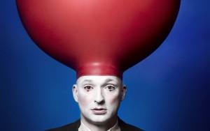 Cirkus Cirkör Clownen